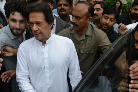 Elected Prime Minister, Imran Khan Offers Little Conciliation to Foes