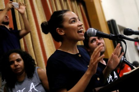 Alexandria Ocasio-Cortez Criticized for Excluding Press From 2 Town Hall Meetings