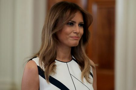 Melania's policy director leaves the White House