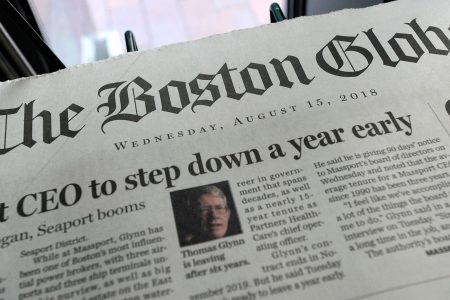 Man charged with making threats to Boston Globe, calling paper 'enemy of the people'