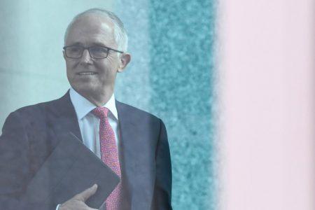 Australian Prime Minister Survives Leadership Challenge. For Now.
