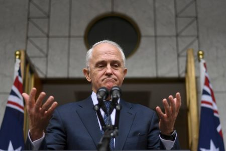 Malcolm Turnbull, Australian Leader, Is Dealt Death Blow as Own Party Pulls Support