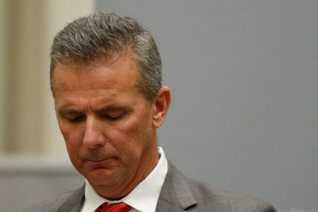 Urban Meyer Apologizes to Courtney Smith, and for Not Doing It Sooner