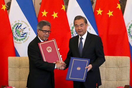 White House Criticizes China Over El Salvador Recognition