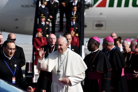 Pope Francis Returns to a Country Transformed and a Church in Tatters