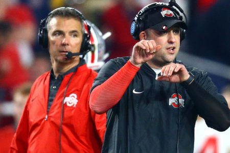 Ex-Ohio State assistant Zach Smith didn't tell Urban Meyer of 2013 DUI arrest