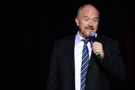 Louis CK Performs Stand-Up Set at Club Since Admitting to #MeToo Cases
