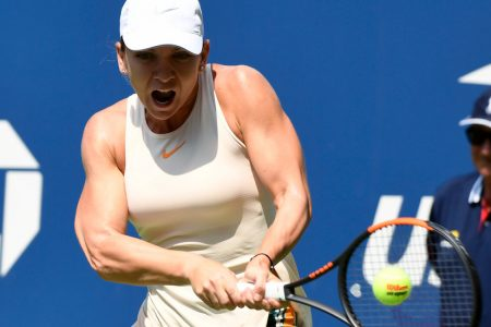 US Open 2018: No. 1 Simona Halep Falls in First Round