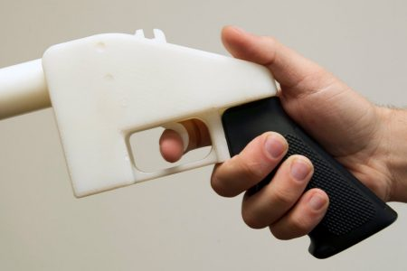 3-D Printed Gun Plans Must Stay Off Internet for Now, Judge Rules