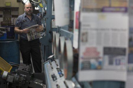 Trump's Tariffs on Canadian Newsprint Are Overturned