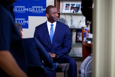 Andrew Gillum Pulled Off the Upset of a Lifetime. Now Comes the Hard Part.