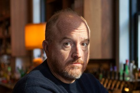 Louis CK Slithers Back, Whether We're Ready or Not