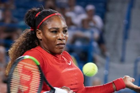 Serena Williams learned sister's killer was out on parole just before worst career loss