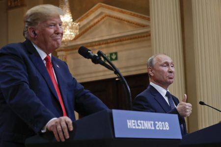 Republicans, Democrats partner on Russia sanctions bill, new cyber measures