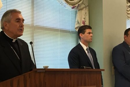 Harrisburg Catholic diocese names priests who have been accused of sexual abuse