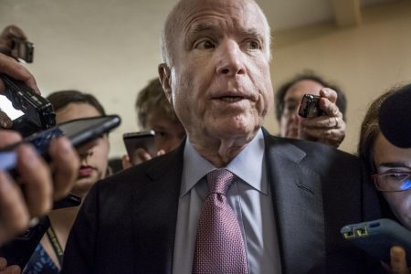 Trump to sign defense bill named after one of his leading critics — John McCain