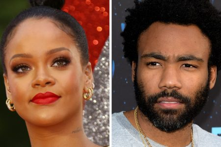 Why are Rihanna and Donald Glover in Cuba together? Twitter's best theories
