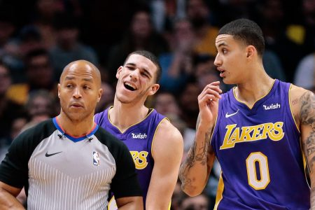 Kyle Kuzma: People are 'underestimating' Lakers – even with LeBron