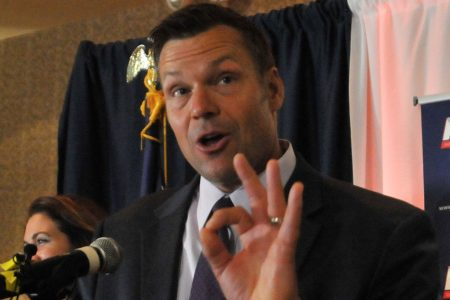 Kobach, Colyer in dead heat as Kansas GOP primary for governor hinges on count from suburbs