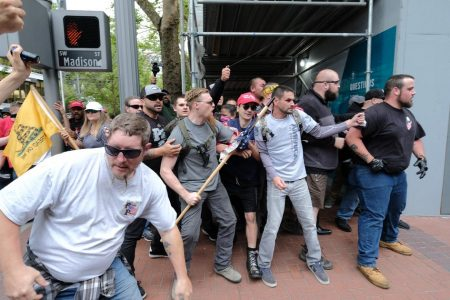 Portland's Patriot Prayer Rally Could Be Most Violent Since Charlottesville, Activists Say