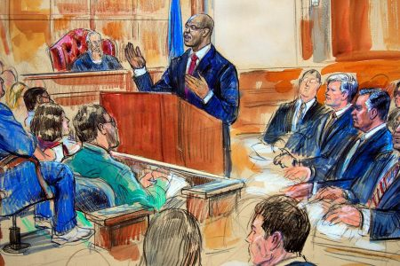 Rick Gates testifies that he committed crimes with Paul Manafort and embezzled money from him