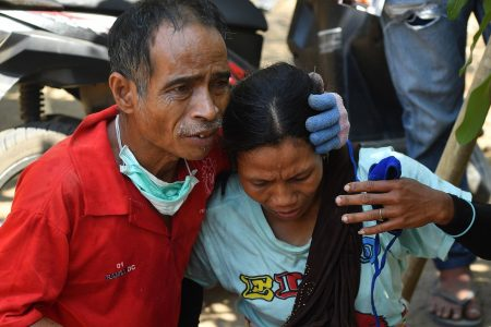 Indonesia Earthquake Death Toll Soars Past 300 Amid Another Strong Aftershock
