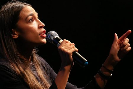 Alexandria Ocasio-Cortez accuses conservative pundit Ben Shapiro of harassing her with repeated requests for debate