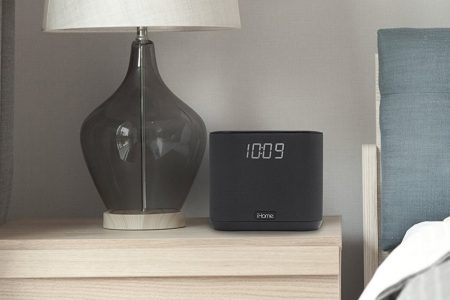 This $50 docking station turned my Echo Dot into an alarm clock and an enhanced speaker system