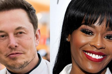 Rapper Azealia Banks claims she was at Elon Musk's house over the weekend as he was 'scrounging for investors'