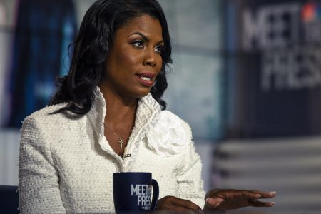 Exclusive: Omarosa Said Former TV Contestant Played Tape Of Racist Slur For Her In White House, Sources Say