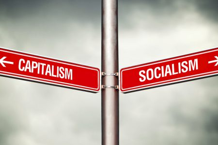 Socialists Need To Fight For Economic Change — Not Just Another Version Of Capitalism