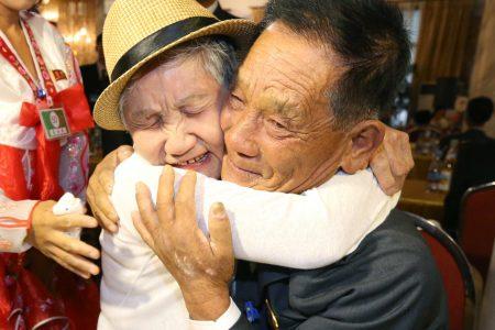 Families Separated Since Korean War Reunite In North Korea