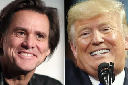 Jim Carrey Hangs A Savage New Nickname On Donald Trump