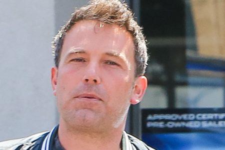 Ben Affleck Checks Into Rehab Again With Jennifer Garner's Help