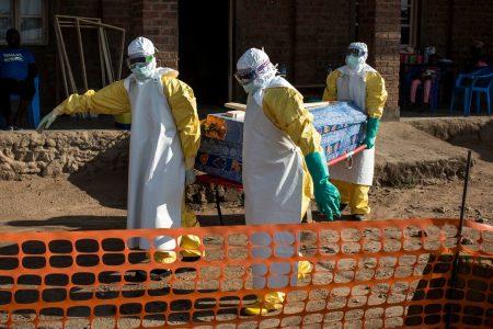 Fast-Growing Ebola Outbreak In Congo Has Public Health Officials Alarmed