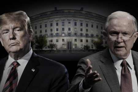 Jeff Sessions Is Trump's Most Effective Cabinet Member. He May Fire Him Anyway.