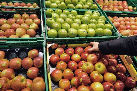 Gala apple passes Red Delicious as America's favorite