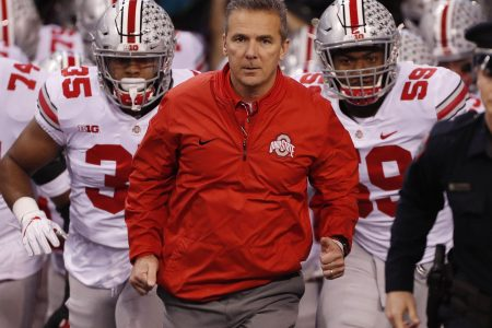 Ohio State suspends football coach Urban Meyer three games: 'I want to apologize'