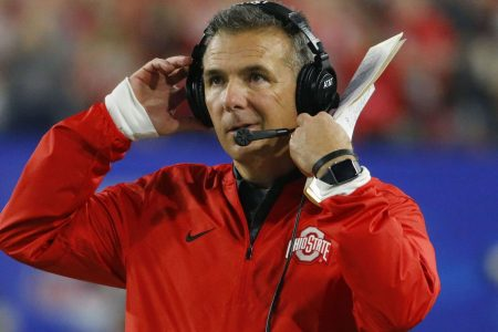 Report: Ohio State coach Urban Meyer was aware of domestic abuse claims against ex-assistant