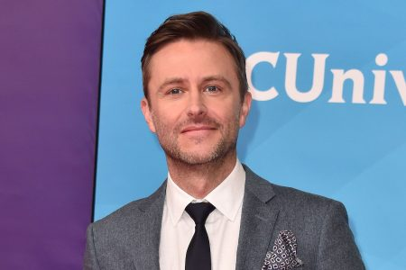 Chris Hardwick, after abuse allegations, will guest judge on 'AGT' and return to 'The Wall'