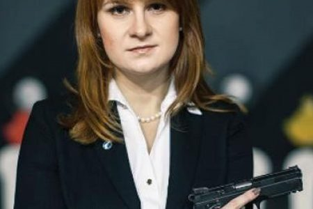 Maria Butina's NRA networking is a Russian spy tactic. Being a public figure isn't
