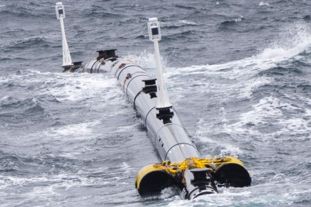 A giant floating trash collector will try to scoop up the Great Pacific Garbage Patch