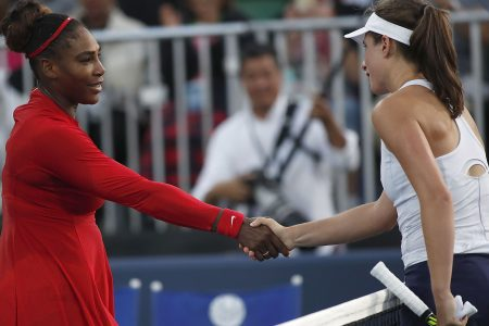 Serena Williams loses in most lopsided defeat of career