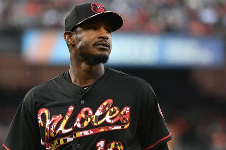 Orioles' Adam Jones explains why he nixed trade to Phillies: 'I earned this'