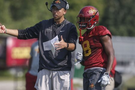 Iowa State coach Matt Campbell addresses Ohio State talk amid Urban Meyer investigation