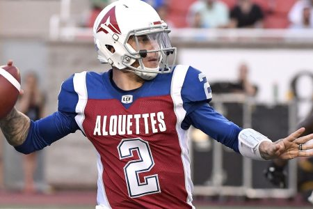 Johnny Manziel has rough Montreal Alouettes debut in first pro football start since 2015