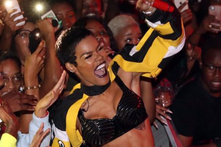 Teyana Taylor drops out of tour, slams Jeremih: 'I've been extremely mistreated'