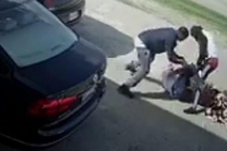 Shocking video shows thieves attempting to steal $75K from woman before running her over
