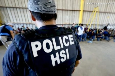 ICE raid at Texas company nets more than 100 illegal immigrant arrests, officials say