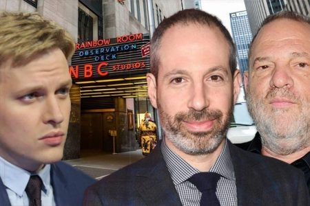 NBC's Noah Oppenheim killed Ronan Farrow's Harvey Weinstein exposé to protect his Hollywood ambitions: report